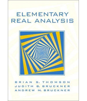 Elementary Real Analysis