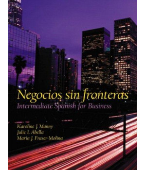 Negocios sin fronteras: Intermediate Spanish for Business