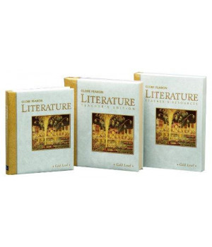 Globe Literature, Gold Level, Student Edition