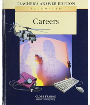 PACEMAKER CAREERS TEACHER'S ANSWER EDITION 2005C (Careers (Pcmkr))