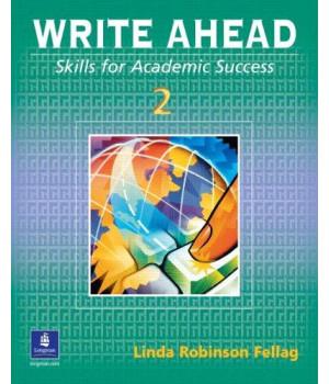 Write Ahead, Book 2