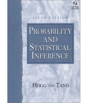 Probability and Statistical Inference (6th Edition)