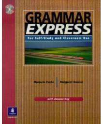 Grammar Express Intermediate with Answer Key (Book & CD-ROM)