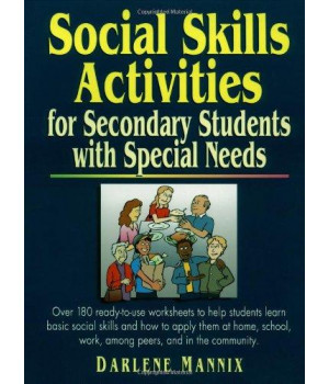 Social Skills Activities: for Secondary Students with Special Needs