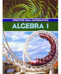 Algebra 1 (Prentice Hall Mathematics)
