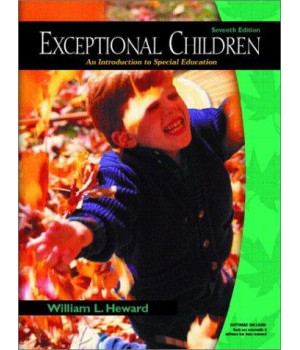 Exceptional Children: An Introduction to Special Education (7th Edition)