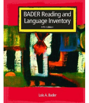 reading and language inventory (5th edition)