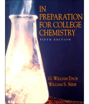 In Preparation for College Chemistry (5th Edition)