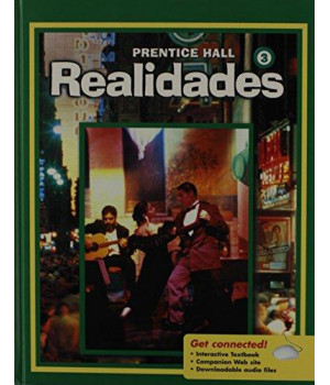 PRENTICE HALL SPANISH REALIDADES LEVEL 3 STUDENT EDITION 2008C