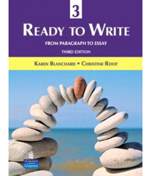 Ready to Write 3: From Paragraph to Essay (3rd Edition)