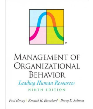 Management of Organizational Behavior (9th Edition)