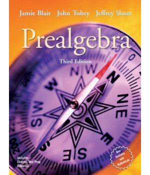 Prealgebra (3rd Edition)