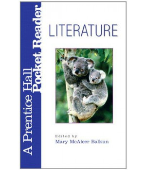 Literature: A Prentice Hall Pocket Reader (3rd Edition)