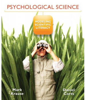 Psychological Science: Modeling Scientific Literacy