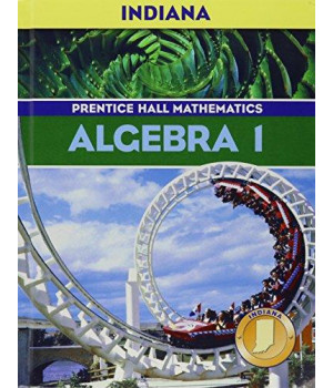 Algebra 1: Indiana Edition (Prentice-Hall Mathematics)