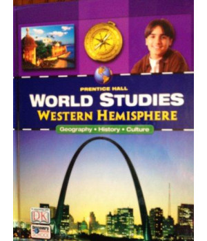 Western Hemisphere (Prentice Hall World Studies)