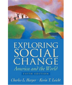 Exploring Social Change: America and the World (5th Edition)