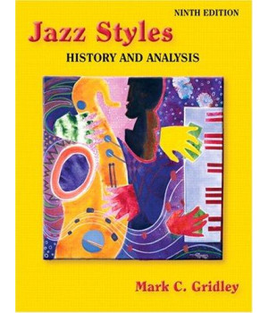 Jazz Styles: History and Analysis (9th Edition)