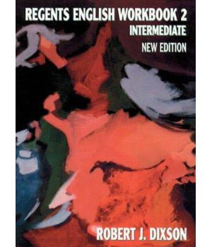 Regents English Workbook 2 Intermediate, New Edition