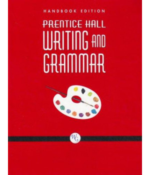 PRENTICE HALL WRITING AND GRAMMAR HANDBOOK GRADE 8 2008C