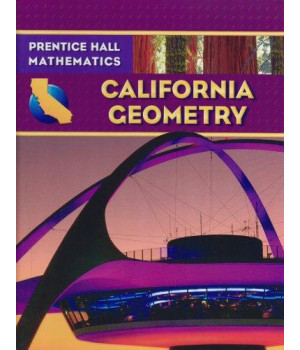 california geometry (prentice hall mathematics)