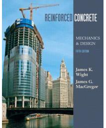 Reinforced Concrete: Mechanics and Design (5th Edition)