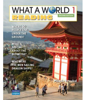 What a World Reading 1: Amazing Stories from Around the Globe (2nd Edition) (What a World Reading: Amazing Stories from Around the Globe)