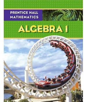 PRENTICE HALL MATH ALGEBRA 1 STUDENT EDITION
