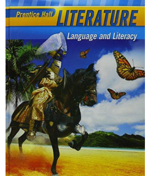 Prentice Hall Literature: Language and Literacy, Grade Seven