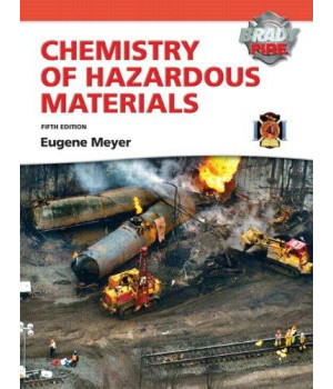Chemistry of Hazardous Materials with MyFireKit (5th Edition)