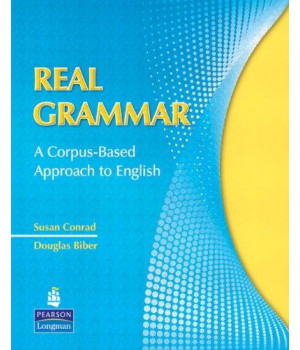 real grammar: a corpus-based approach to english