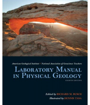 Laboratory Manual in Physical Geology (8th Edition)