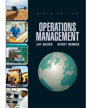 Operations Management & Student CD Package (9th Edition)