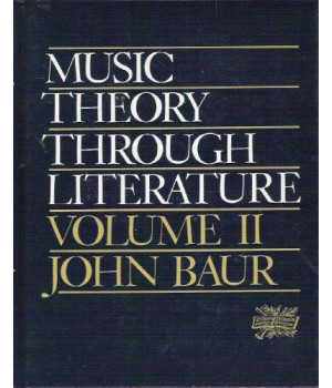 Music Theory Through Literature Volume II