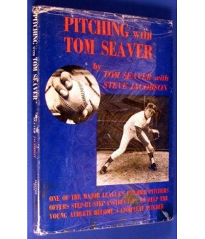 Pitching with Tom Seaver,