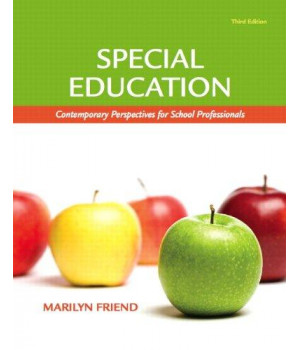 Special Education: Contemporary Perspectives for School Professionals (3rd Edition)