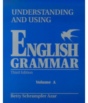 Student Text, Vol. A: Understanding and Using English Grammar (Blue), Third Edition