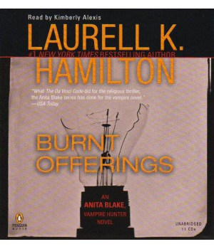 Burnt Offerings (Anita Blake, Vampire Hunter)