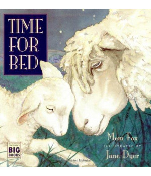 Time for Bed (Big Book Edition)