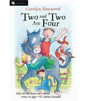 Two and Two Are Four (Odyssey/Harcourt Young Classic)