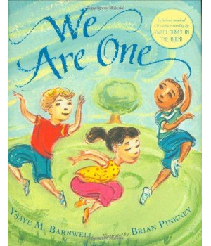 We Are One: Book and Musical CD