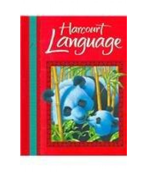 harcourt language, grade 3 (harcourt school publishers language)