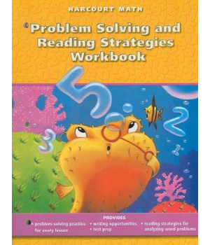Harcourt School Publishers Math: Student Edition Problem Solving/Reading Strategies Workbook Grade 2