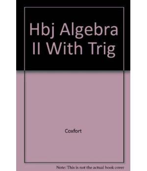 HBJ Algebra 2 with Trigonometry