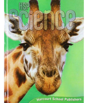 Harcourt Science: Student Edition Grade 1 2009