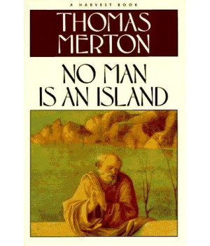 no man is an island (a harvest book)