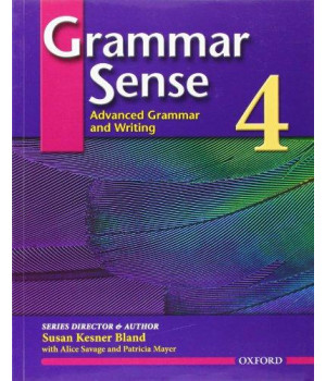 Grammar Sense 4: Advanced Grammar and Writing