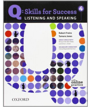 Q: Skills for Success 4 Listening & Speaking Student Book with Student Access Code Card