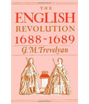 The English Revolution, 1688-1689