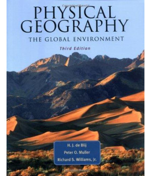 Physical Geography: The Global Environment Text Book & Study Guide